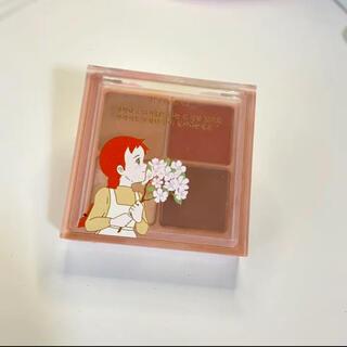 ETUDE HOUSE - ロムアンドアイシャドウ 限定赤毛のアン