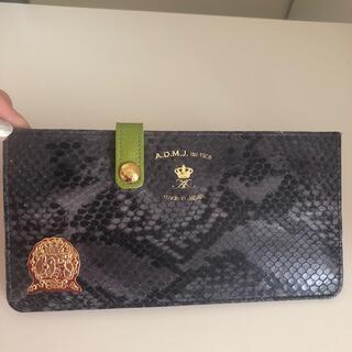 エーディーエムジェイ(A.D.M.J.)のADMJ   財布、カード入れ  美品  (財布)