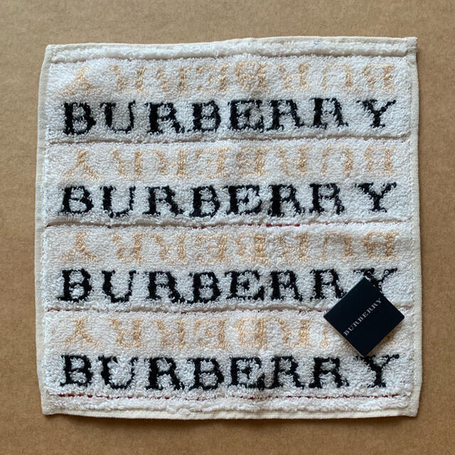 BURBERRY(バーバリー)のバーバリータオルハンカチセット レディースのファッション小物(ハンカチ)の商品写真