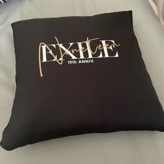 エグザイル(EXILE)のEXILEクッション(アイドルグッズ)