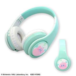 任天堂 - 星のカービィ Bluetooth ヘッドホン パステルカラー イヤフォン