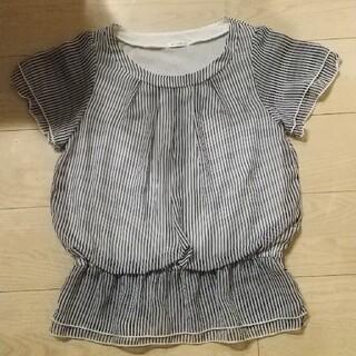 HONEYS - ストライプシャツ(半袖)