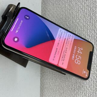 Apple - 美品 SIMフリー iphone X 64GB バッテリー90%