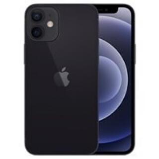 iPhone - iPhone12mini 64GB BLACK SIMロック解除済