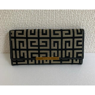 GIVENCHY - 送料込★GIVENCHY 長財布 総柄