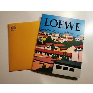 ロエベ(LOEWE)のLOEWE  ロエベ 飛び出る ポストカード 非売品 (ノベルティグッズ)