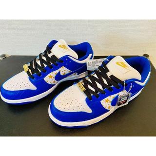 シュプリーム(Supreme)のおまけ付き 27 Supreme Nike Dunk Low SB Blue(スニーカー)