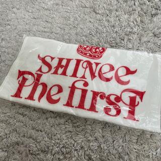 シャイニー(SHINee)のSHINee the first タオル(K-POP/アジア)