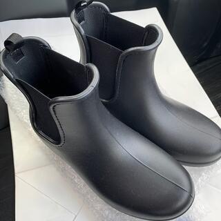 クロックス(crocs)のクロックス☆レインブーツ☆レディース☆W7☆23センチ(レインブーツ/長靴)