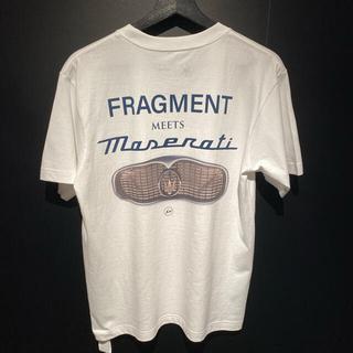 fragment × マセラティ Tシャツ Lサイズ