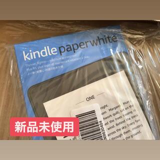 【新品】kindle paperwhite wifi 8GB(電子ブックリーダー)