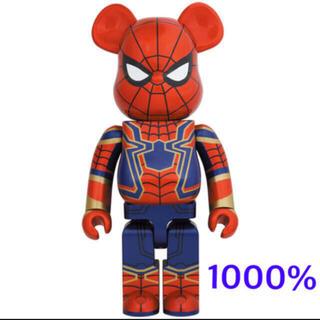 MEDICOM TOY - BE@RBRICK IRON SPIDER 1000% スパイダーマン