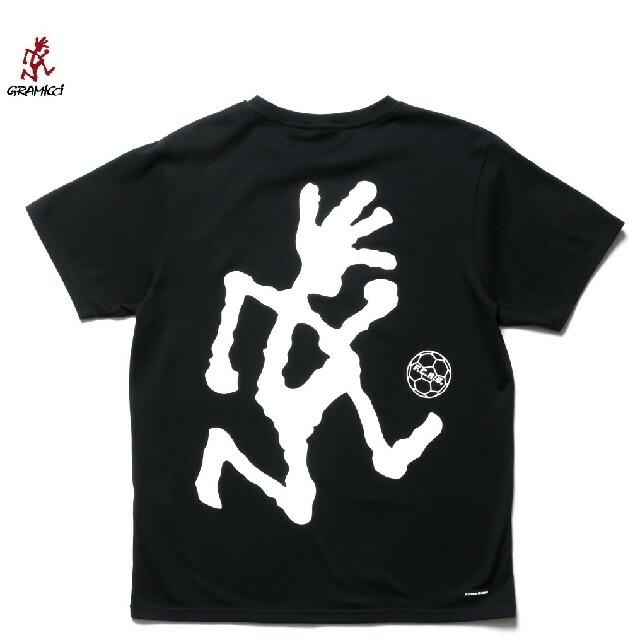 F.C.R.B.(エフシーアールビー)のF.C.Real Bristol GRAMICCI PLAY TEE 黒 XL メンズのトップス(Tシャツ/カットソー(半袖/袖なし))の商品写真