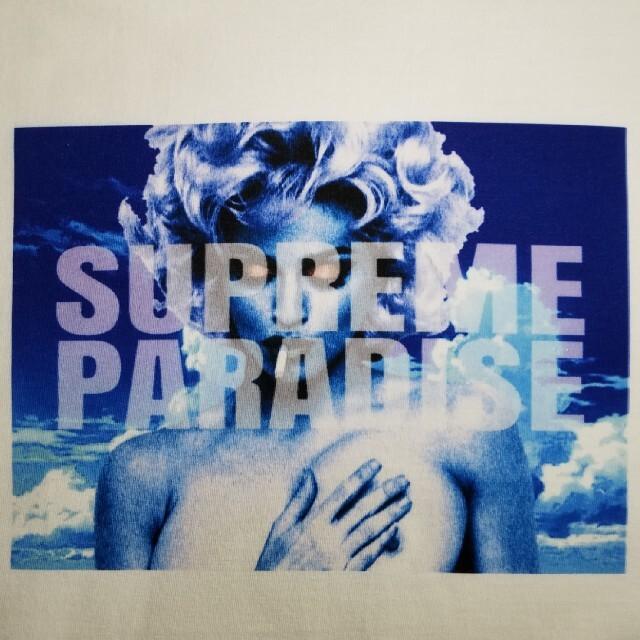 【新品】SUPREME PARADISE MADONNA Tシャツ メンズのトップス(Tシャツ/カットソー(半袖/袖なし))の商品写真