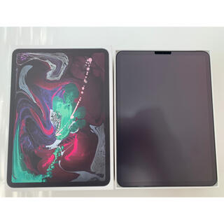 iPad - iPad Pro 11インチ 第1世代 1TB Wi-Fiモデル スペースグレー