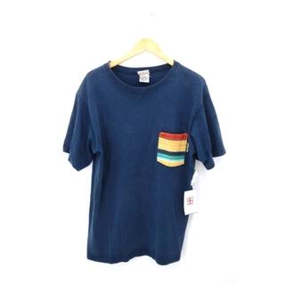ワイルドシングス(WILDTHINGS)のWILDTHINGS(ワイルドシングス) ヘビーオンス ポケットTシャツ メンズ(Tシャツ/カットソー(半袖/袖なし))