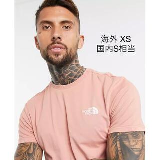 THE NORTH FACE - 【新品タグ付】ノースフェイス シンプルドーム Tシャツ XS(国内S)