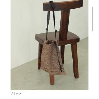 TODAYFUL - Raffia Shoulder Bag (2way) todayful