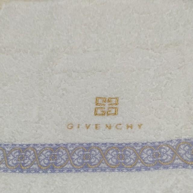 GIVENCHY(ジバンシィ)のH 15 ジバンシータオル レディースのファッション小物(ハンカチ)の商品写真