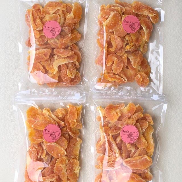 ドライオレンジピース(ドライみかん)100g×4袋 食品/飲料/酒の食品(フルーツ)の商品写真