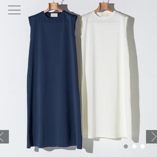 コモリ(COMOLI)の【最終値下げ】【cantáta】 Sleeveless Dress ワンピース(ロングワンピース/マキシワンピース)