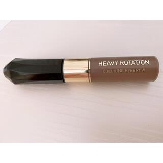ヘビーローテーション(Heavy Rotation)のキスミーヘビーローテーションカラーリングアイブロウ 08 アッシュグレー(眉マスカラ)