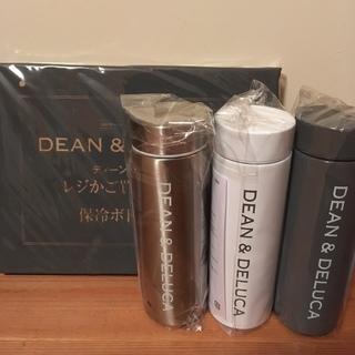 DEAN & DELUCA - ディーンアンドデルーカ 付録 エコバッグ ステンレスボトル