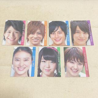 Myojo60周年メッセージカード(アート/エンタメ/ホビー)