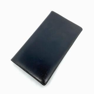 エーエヌエー(ゼンニッポンクウユ)(ANA(全日本空輸))のANA 全日空 本革パスポートケース 黒(手帳)