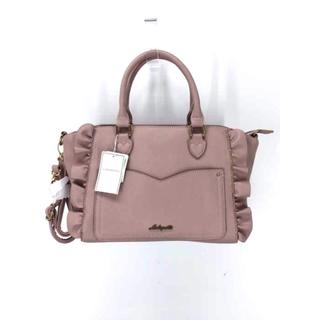 ロディスポット(LODISPOTTO)のLODISPOTTO(ロジスポット) リボンポケットミドルトートバッグ バッグ(ショルダーバッグ)