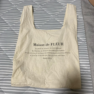 メゾンドフルール(Maison de FLEUR)のMaison de FLEUR  ミニトートバッグ エコバッグ(エコバッグ)