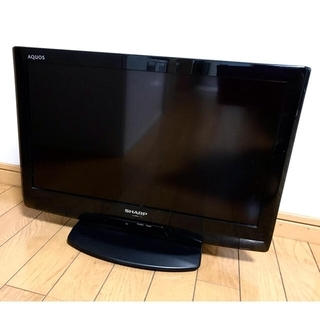 アクオス(AQUOS)のSHARP AQUOS 液晶テレビ 20型 送料込(テレビ)