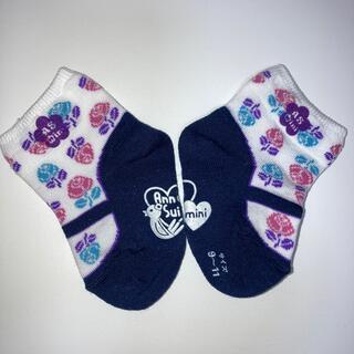 アナスイミニ(ANNA SUI mini)のアナスイ ベビー靴下(靴下/タイツ)