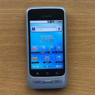 エルジーエレクトロニクス(LG Electronics)のLG OptimusChat L-04C (スマートフォン本体)