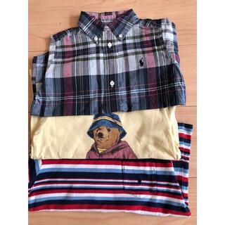 Ralph Lauren - ラルフローレンシャツ3枚
