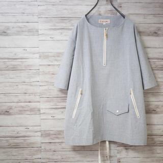 CULLNI 17SS Half Zip Pullover