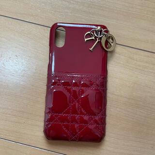 クリスチャンディオール(Christian Dior)のDior iPhoneXケース(iPhoneケース)