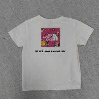 THE NORTH FACE - ノースフェイス キッズ Tシャツ 90