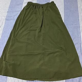 GU - GU リバーシブルロングスカート