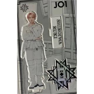 JO1 白岩瑠姫 アクスタ アクリルスタンド カフェ