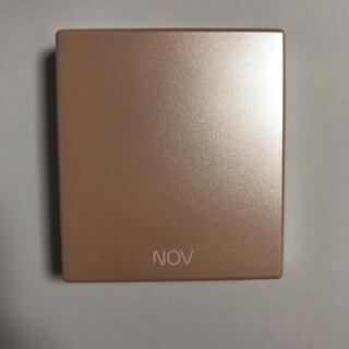 ノブ(NOV)の[送料込み]NOV プレストパウダーUV(フェイスパウダー)