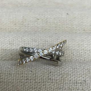 ダイヤモンドリング 0.5ct 値下げ!(リング(指輪))