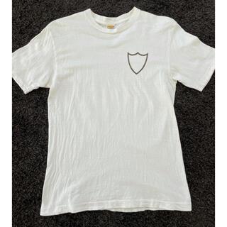 スタンダードカリフォルニア(STANDARD CALIFORNIA)のスタンダードカリフォルニア 別注 Tシャツ レア Mサイズ ホワイト HTC(Tシャツ/カットソー(半袖/袖なし))