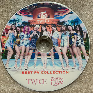 TWICE 2021 BEST PV COLLECTION DVD