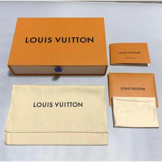 ルイヴィトン(LOUIS VUITTON)のヴィトン スマホケース 空き箱(小物入れ)