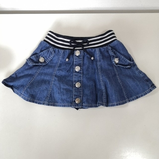 インナーパンツ付きミニスカート 130cm(スカート)
