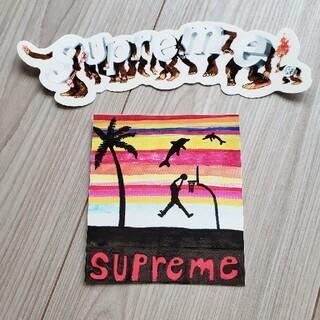 シュプリーム(Supreme)のSupreme DUNK 猿 ステッカー(その他)