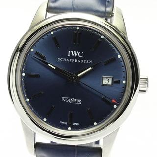 インターナショナルウォッチカンパニー(IWC)の☆良品 IWC インヂュニア IW323310 メンズ 【中古】(腕時計(アナログ))