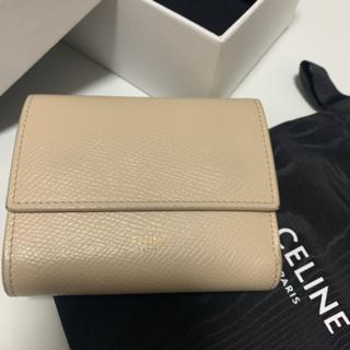セリーヌ(celine)のCELINE セリーヌ 三つ折り財布(財布)