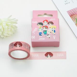 防弾少年団/BTS★ジョングク☆かわいいマスキングテープ♪